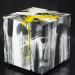 Gestrure box I (50x50x50 cm, vegyes technika, fatabla, 2014)