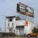 Külvárosi szerelőműhely - Philadelphia / Uptown Workshop  - Philadelphia (50x70 cm, olaj, vászon, oil on canvas, 2009)