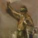 Csinald magad / Do it yourself (150x100 cm, olaj, vaszon, oil on canvas, 2013)