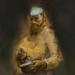 Autodidakta (70x60 cm, olaj, vaszon, 2013)