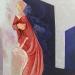 Szerelem / Love (130x150 cm, olaj, vászon, oil on canvas, 2007)