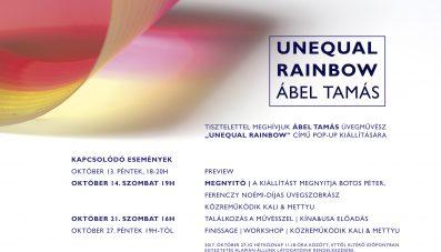 Ábel Tamás I Unequal Rainbow