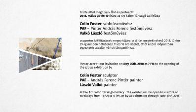 Colin Foster – PAF – Valkó László