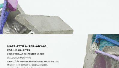 Mata Attila I Tér-Anyag